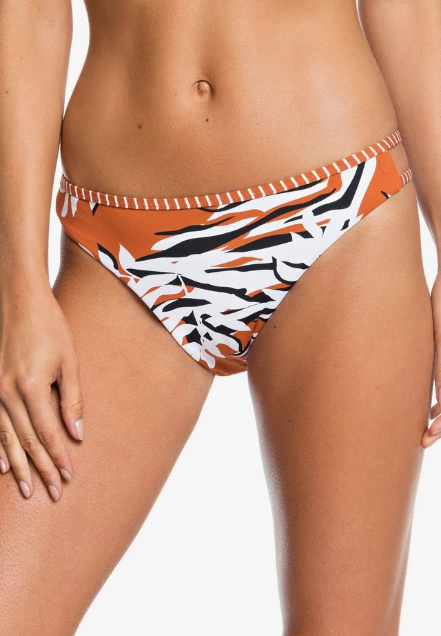 ROXY HONEY - Bikini bottoms - auburn savana s