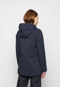 Barbour - CLYDE JACKET - Short coat - navy - 2
