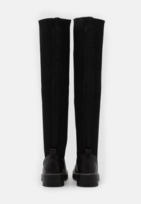 River Island Wide Fit - Over-the-knee boots - black - 3