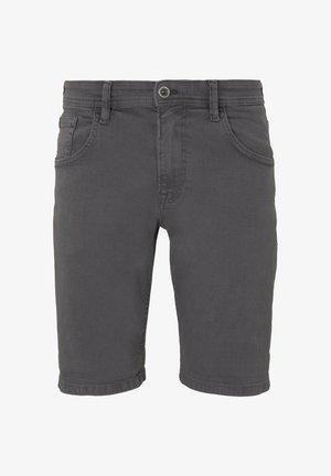 Denim shorts - eiffel tower