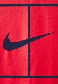 Nike Performance - TEE COURT - Print T-shirt - binary blue - 2