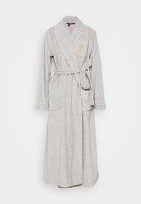 Lauren Ralph Lauren - LONG ROBE - Dressing gown - grey - 4