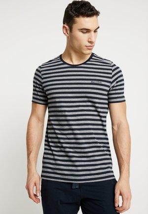 LOUNGESET CREW NECK - Pyjamas - nachtblau