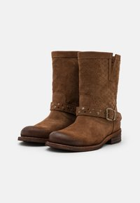 Felmini - GREDO - Cowboy/biker ankle boot - marvin brown - 2