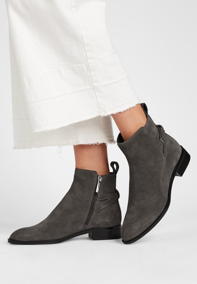 Ankle boots - dunkelgrau