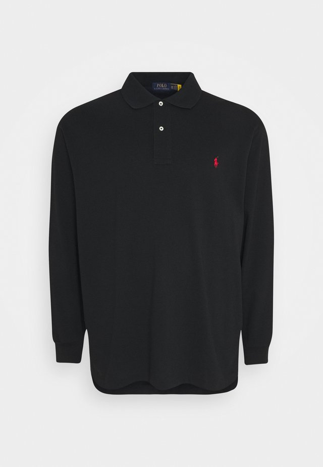 BASIC - Polo - black