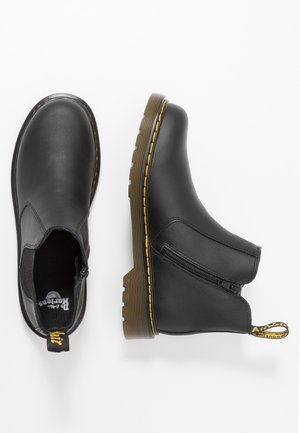 CHELSEA BOOT YOUTH - Korte laarzen - black