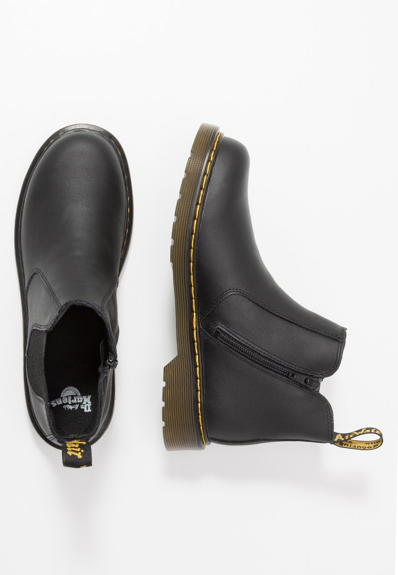 Dr. Martens - CHELSEA BOOT YOUTH - Classic ankle boots - black
