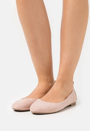 Ballet pumps - light pink