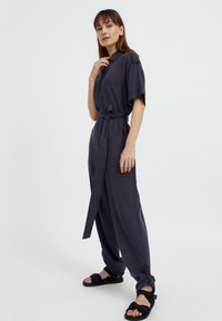 Finn Flare - Jumpsuit - dark grey - 1