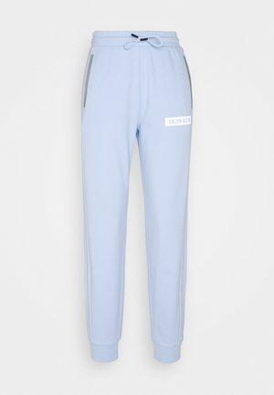 PANTS - Tracksuit bottoms - sweet blue