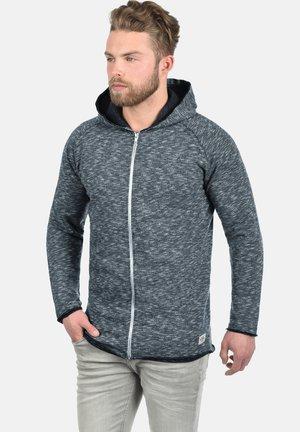 MALIK - Zip-up hoodie - navy