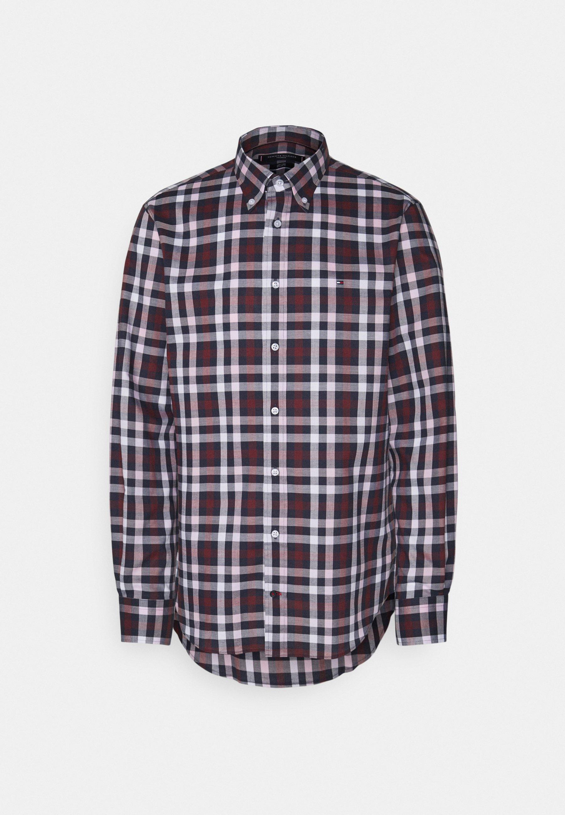 Uomo MULTI CHECK SHIRT - Camicia