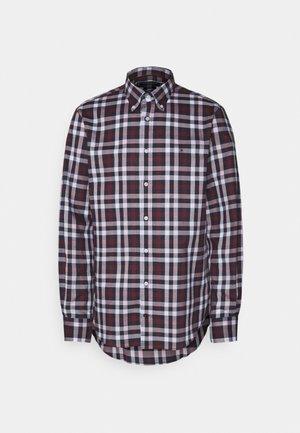 MULTI CHECK SHIRT - Shirt - red/blue/white