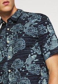 Denham - KOINOBORI - Shirt - blue - 4