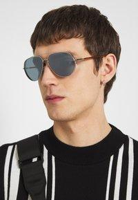 Carrera - CARRERA  - Sunglasses - silver-coloured/brown - 1