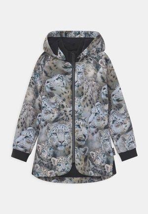 HILLARY - Soft shell jacket - grey