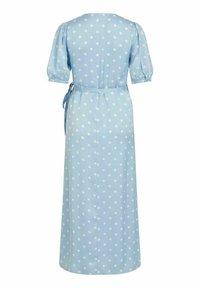 Vila - Maxi dress - cashmere blue - 6