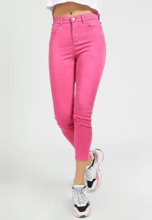 STICKEREI - Trousers - rose