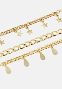 Pieces - PCJOLEEN ANKLET 3 PACK - Bracelet - gold-coloured - 2