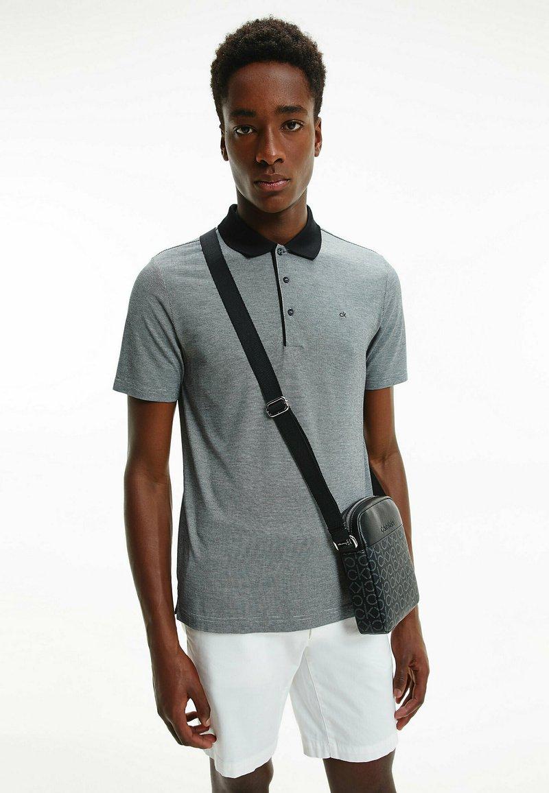Calvin Klein - Polo shirt - ck black