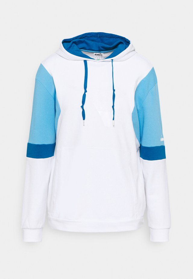 HOODIE CLUB - Sweatshirt - optical white