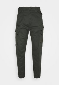 G-Star - DRONER RELAXED TAPERED CARGO PANT - Reisitaskuhousut - stretch asfalt - 0