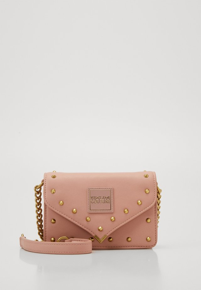 MINI CROSSBODY STUDDED - Borsa a tracolla - nudo