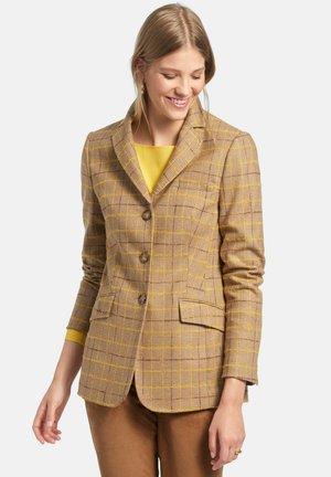 Short coat - beige/multicolor