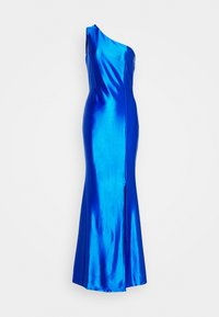 WAL G. - ONE SHOULDER MAXI DRESS - Occasion wear - electric blue - 4