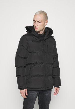 TRAWLER - Winter jacket - black