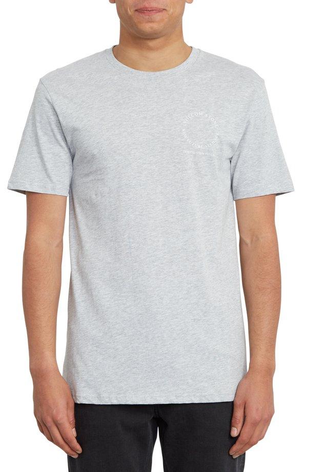 ALLIANCE - Printtipaita - grey