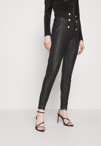 River Island - Leggings - black - 0