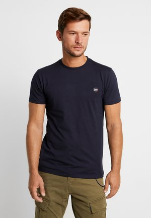 COLLECTIVE TEE - Basic T-shirt - box navy