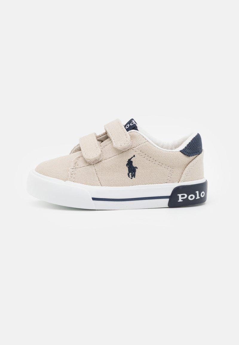 Polo Ralph Lauren - GRAFTYN UNISEX - Trainers - tan/navy