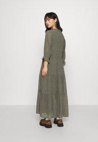 Selected Femme Petite - SLFGAIA-DAMINA ANKLE DRESS  - Maxi dress - carafe - 2