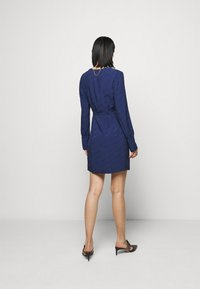 Patrizia Pepe - ABITO  - Day dress - dark night - 2