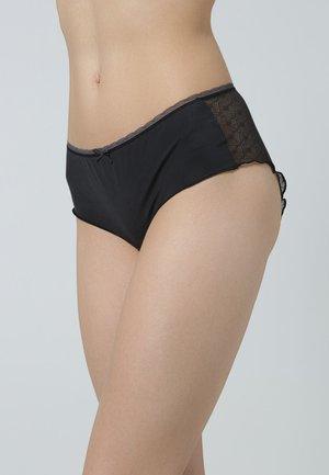 VIBE - Pants - black