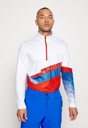MANDATE - Langærmede T-shirts - white