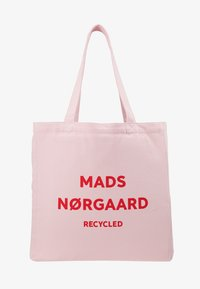 Mads Nørgaard - BOUTIQUE ATHENE - Tote bag - rose/red - 0