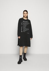 MM6 Maison Margiela - Day dress - black - 0