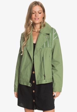 DREAM DESTINATION  - Summer jacket - vineyard green