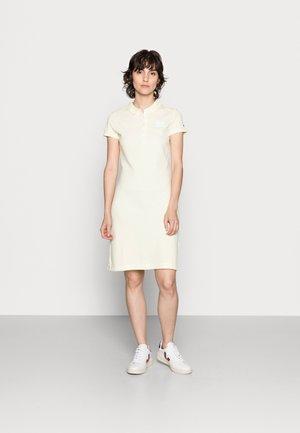 ABO SLIM POLO DRESS - Vestito estivo - frosted lemon