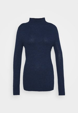 PERLA - Jumper - navy blue