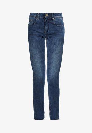 MELROSE LEIA - Bootcut jeans - teal stone