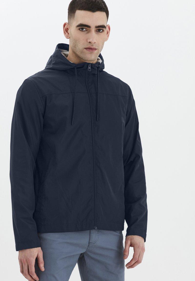 Solid - BODO - Outdoor jacket - insignia blue