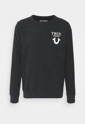 HORSESHOE  - Sweatshirt - black