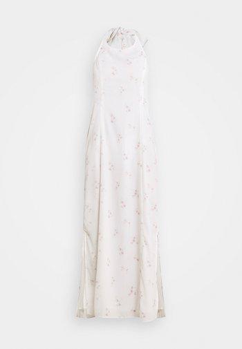 Vestido largo - cream