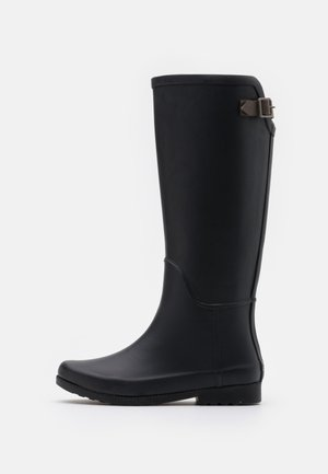 VMELAINE BOOT - Botas de agua - black