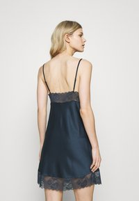 LingaDore - DULL DRESS - Camicia da notte - navy - 2